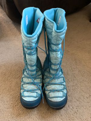 Girls Columbia snow boots for Sale in Fife, WA