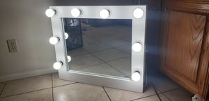Makeup and hair Vanity mirror 26x30 for Sale in Grand Terrace, CA