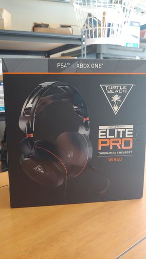 Turtle Beach Elite Pro Wired Headset for Sale in Canton, GA