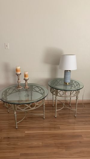 Coffee table and side table for Sale in Pleasanton, CA