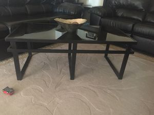 Coffee table with 2 end tables for Sale in Salt Lake City, UT