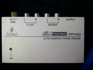 Behringer phono preamp for Sale in Columbus, OH