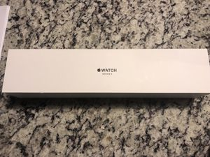 Like New Apple Watch Series 3 for Sale in Raleigh, NC