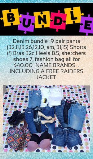 Women's Denim Bundle Set for Sale in El Centro, CA