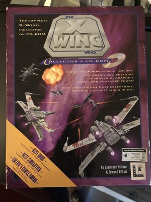 Vintage Star Wars Computer Game for Sale in Cahokia, IL