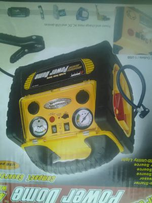 Power dome 400w batterie jumpbox for Sale in Puyallup, WA