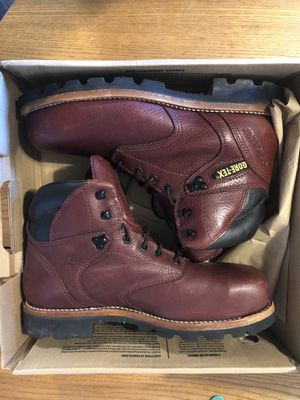 Carolina steel toe work boots size 12D for Sale in Saint Charles, MO