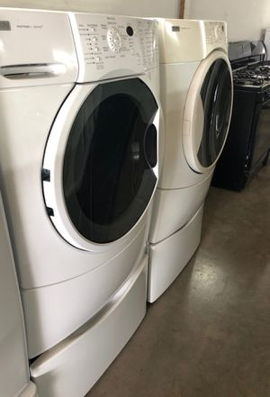 Kenmore set for Sale in Austin, TX
