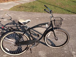 """Huffy Nel Lusso Beach Cruiser bike with 26"""" tires - $100 for Sale in Wesley Chapel, FL"""