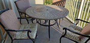 Patio furniture for Sale in Pompano Beach, FL