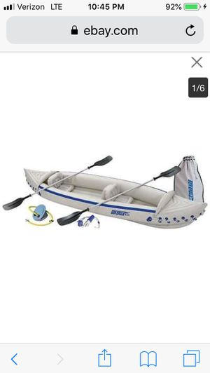 Sea Eagle Inflatable Kayak for Sale in Overgaard, AZ