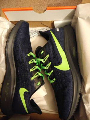 Nike Air Zoom Seahawks size 9.5 for Sale in Ravenna, OH