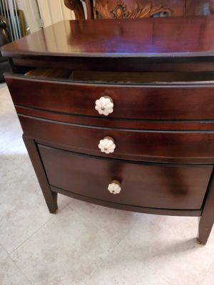 Night stands big in size 75. Each for Sale in San Antonio, TX