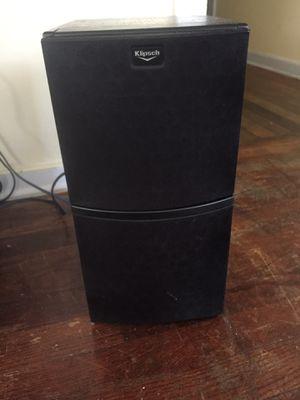 Klipsch bookshelf speakers for Sale in Fort Pierce, FL