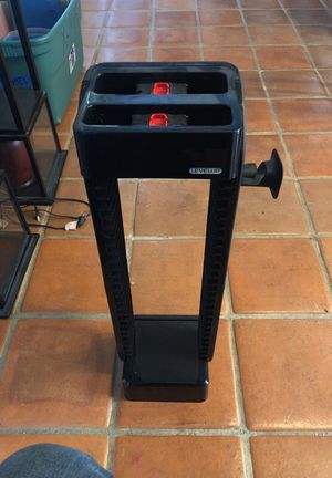 Video game or movie holder for Sale in Poway, CA