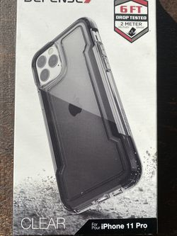 iPhone 11 Pro Defense Case - Clear for Sale in West Linn,  OR