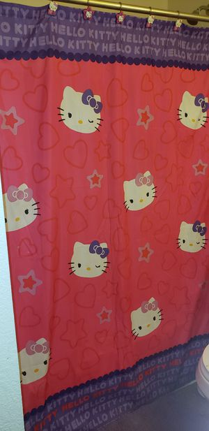 ****Hello Kitty Girl's Bathroom set**** for Sale in Manor, TX