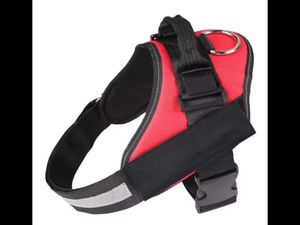 Dog Harness Red Color Vest Sizes S-L for Sale in Sacramento, CA