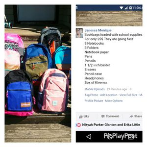 Loaded backpacks for Sale in Garfield Heights, OH