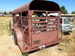 Stock trailer for Sale in Menifee, CA