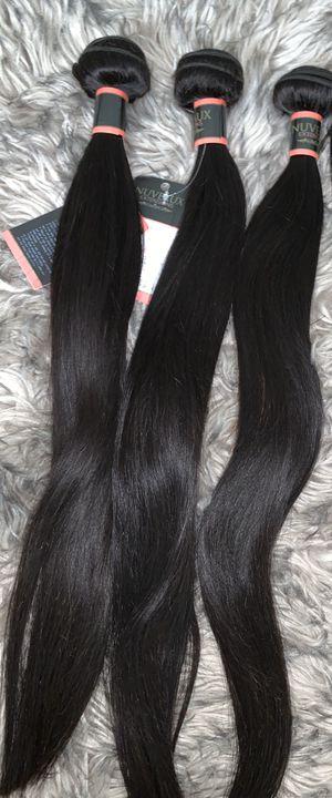 100% Unprocessed Human Hair Bundles 18,20,22 for Sale in Windermere, FL