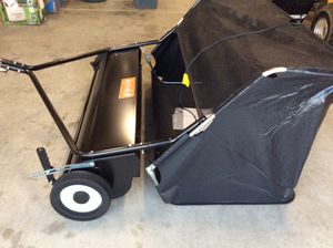 Agri-Fab 52 inch tow lawn sweeper for Sale in Escalon, CA