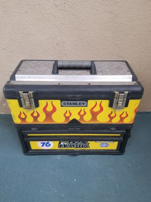 Stanley carry tool box chest for Sale in Altadena, CA