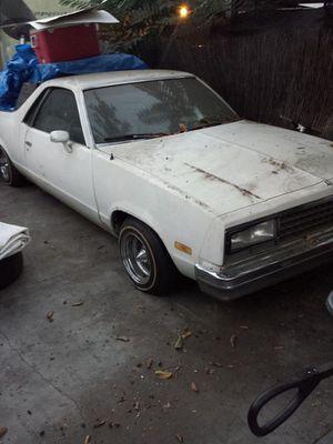 1982 Chevy El Camino for Sale in Pasadena, CA