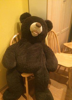 Giant stuffed animal teddy bear for Sale in Battle Ground, WA