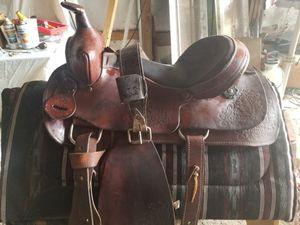 Triple C by USA Saddlery for Sale in Trafalgar, IN