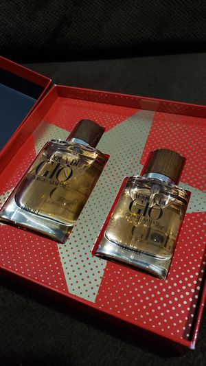 Armani di gio 2 mens parfoume for Sale in Raleigh, NC