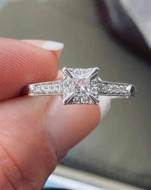 Diamond Engagement Ring for Sale in Huntington, IN