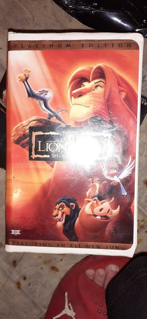 Collectable VHS Disney Diamond for Sale in Cleveland, OH