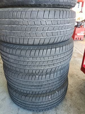 2657516 lt Michelin ltx ms2 used tire set of 4 tires on sale for Sale in Lakewood, WA