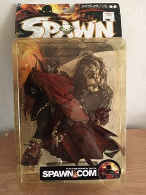 McFarlane Spawn Classic Spawn V Collectible Action Figure Toy for Sale in Chicago, IL