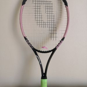 Prince O3 Pink Tennis Racket Like new for Sale in Seattle, WA