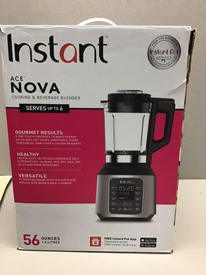 Instant Blender broken glass for Sale in Phoenix, AZ
