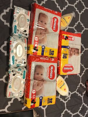 Huggies bundle for Sale in Norfolk, VA