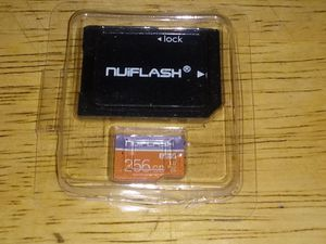 Micro SD Card 256gb for Sale in Lakewood, WA