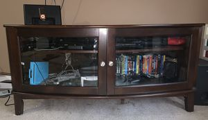Media table console for Sale in Houston, TX