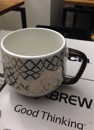 Stoneware mug. Please See All The Pictures and Read the description for Sale in Alexandria, VA