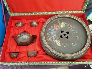 Old Chinese Tea Set $250 for Sale in Dresden, OH