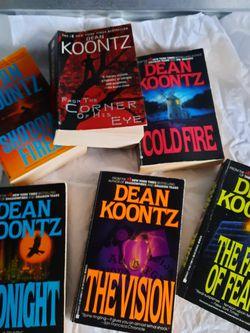 Dean Koontz Book Set for Sale in Las Vegas,  NV
