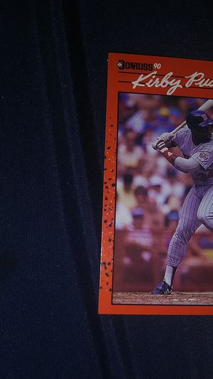 Baseball card for Sale in US