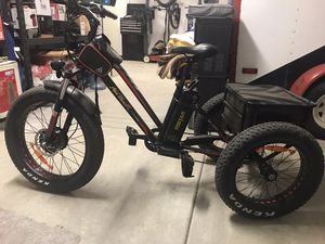 Addmotor electric tricycle for Sale in Olivehurst, CA