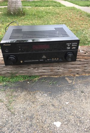Pioneer receiver with HDMI for Sale in Buena Park, CA