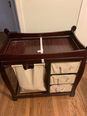 Changing table for Sale in New Lenox, IL