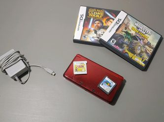 Nintendo DS And 8 Games for Sale in Fairfax,  VA
