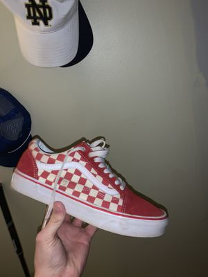 Size 7.5 vans for Sale in Reading, PA
