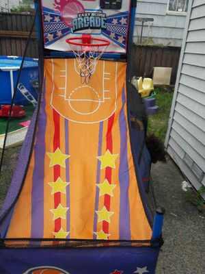 Kids basketball hoop game for Sale in Seattle, WA